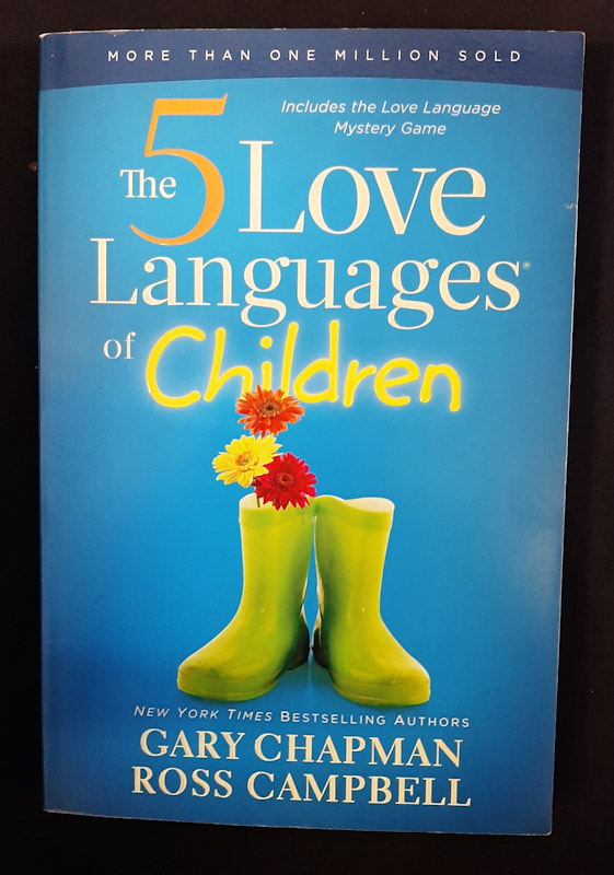 Languages are what they five love Words of